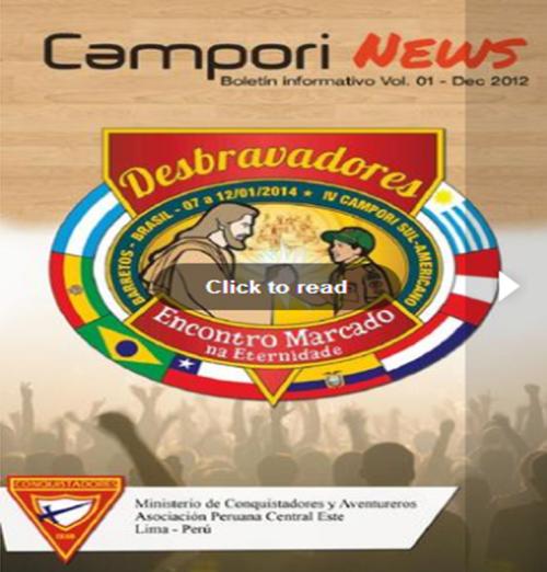 camporee news