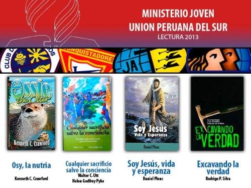 libros del año 2013